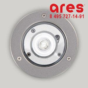 Ares 033315 CLIO ALU BASCULANTE Gu5,3 50W ***TRANSPARENT GLASS***