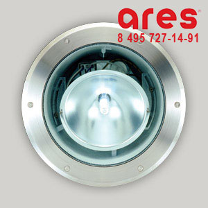 Ares 0915129 MAXIPETRA G12 1X150W BASC INOX FS 8+8