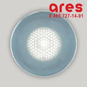 Ares 100163118 TAPIOCA D.40 1W LED BI.NATURAL SOLO VETRO SABBIATO
