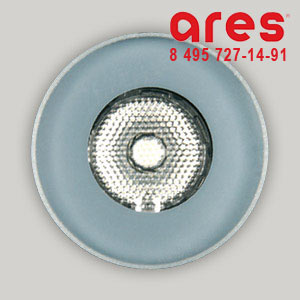 Ares 10016312 TAPIOCA D.40 1W BI. NATURAL FS SOLO VETRO