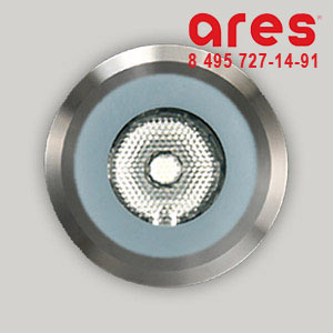 Ares 10017600 TAPIOCA D.55 2W LED BI. CALDO C/ANELLO