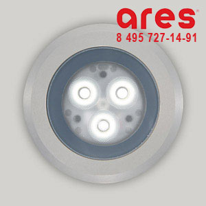 Ares 10017927 TAPIOCA D.90 3X2W LED BI.CALDO C/ANELLO