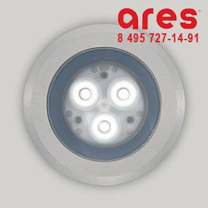 Ares 10073123 TAPIOCA D.90 3x1W BI. FRED. FS C/ANELLO