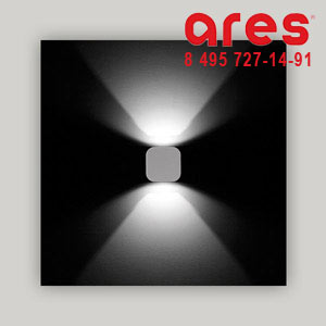 Ares 10711851 MARCO 2X1W 230V LED BI.FREDDO 2 FASCI LARGHI