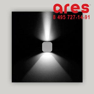 Ares 10712153 MARCO 2X1W 230V LED BI.FREDDO 1 FASCIO LARGO+1 FASCIO STRETT