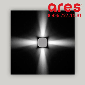 Ares 1079145 MARCO 4X1W 230V LED BI.FREDDO 4 FASCI STRETTI
