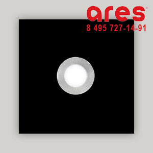 Ares 1148872 ANITA1W WH FRED.24V DIF.OPALE C/GHIERA