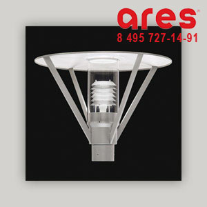Ares 121154115 ANDREA E27 100W HIE TESTA PALO DIFF.TRASPARENTE D.102