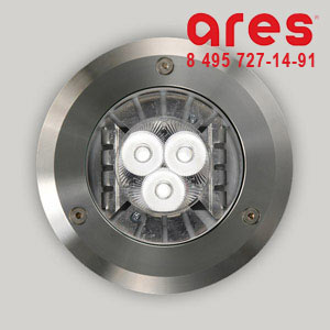 Ares 2556128 IDRA D.130 LED WW 3X1W VT