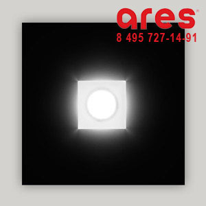 Ares 517081 RHO CW 2W 24V DIFF. QUADRATO PARETE
