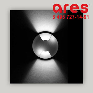 Ares 518052 SIGMA NW 1x3W24V C/INOX 2L TERRA