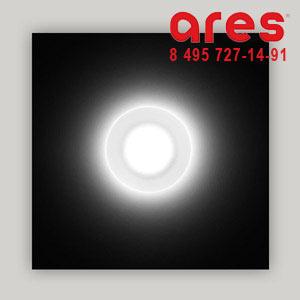 Ares 518092 SIGMA NW 3x1W24V DIF.TONDO PARETE/PLAFONE