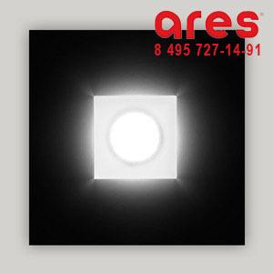 Ares 518102 SIGMA NW 3x1W24V DIF.QUADR PARETE/PLAFONE