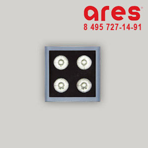 Ares 524011 K12sq 4x2W 10° CW 24Vdc