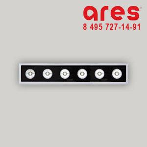 Ares 524121 K12ln 40° 6x2W CW 24V