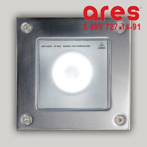 Ares 653328 BEA GU 5,3 1X50W INOX