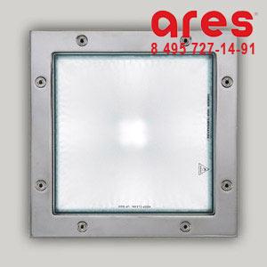 Ares 672157 MAXI BEA GX24q4 1x42W INOX SIM VETRO SABBIATO