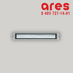 Ares 9482131 CIELO12X1W 230V LED BI.FREDDO L645 ELISSOIDALE