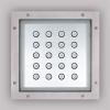 Светильник Cassiopea Led /Лампа 20 COOL WHITE LED 20x1W/230V
