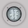 Светильник Elena Led /Лампа 7 BLUE LED 7x1W/190-240V