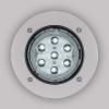 Светильник Gemma Led /Лампа 7 BLUE LED 7x1W/190-240V