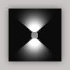 Светильник Marco Led /Лампа 2 BLUE LED 2x1W/100-240V
