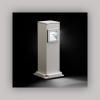 Светильник Mini Alfia on post /Лампа HIT 35W G12